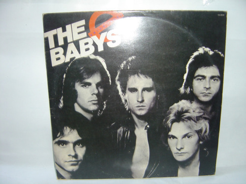 lp the babys union jacks