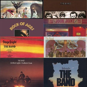 Lp The Band Capitol Albums 1968-1977