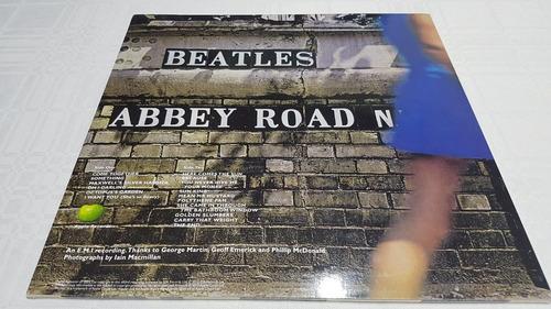 lp the beatles abbey road importado novo lacrado