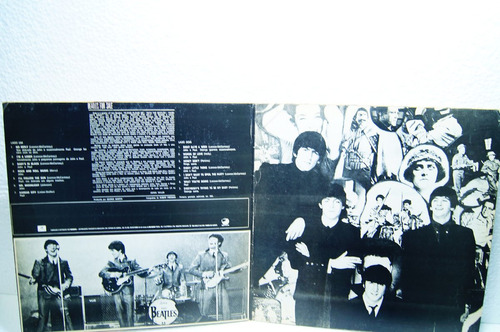 lp - the beatles - beatles for sale
