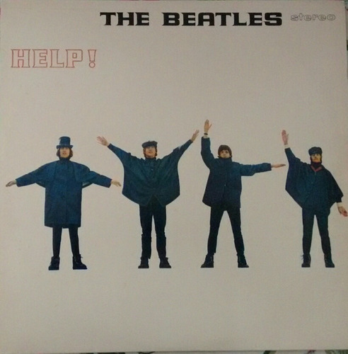 lp the beatles help