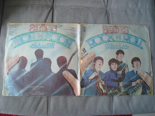 lp the beatles - rock n' roll music duplo 2lp