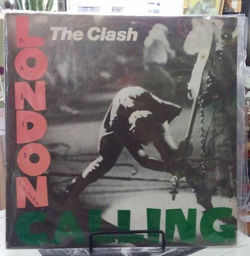 lp the clash - london calling (1980 - duplo!)
