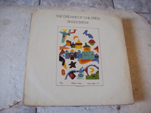 lp the dreams of children, shadowfax, 1987