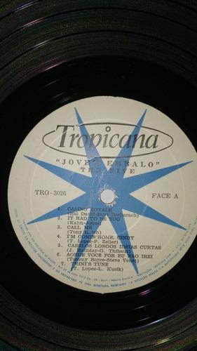 lp the five jovem embalo guarda disco vinil frete grátis