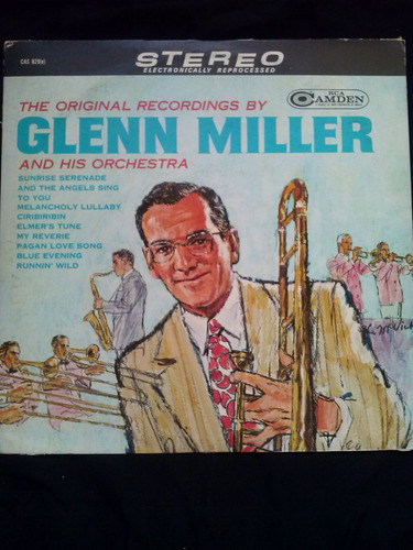 lp the original glen miller and his orchestra