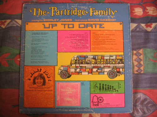 lp the  partridge family