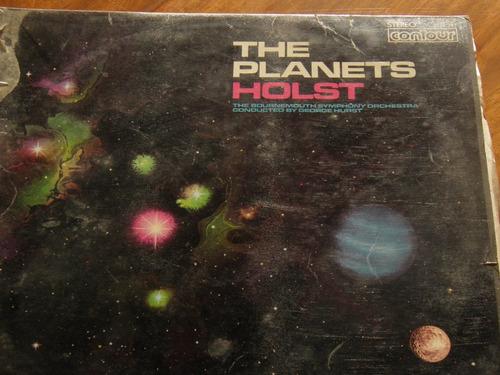 lp the planets op 32 gustav holst import u k