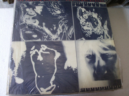 lp the roling stones - emotional rescue - 1980