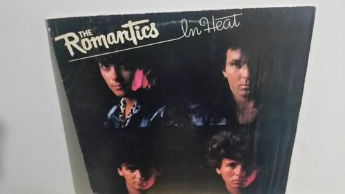 lp the romantics  - in heat