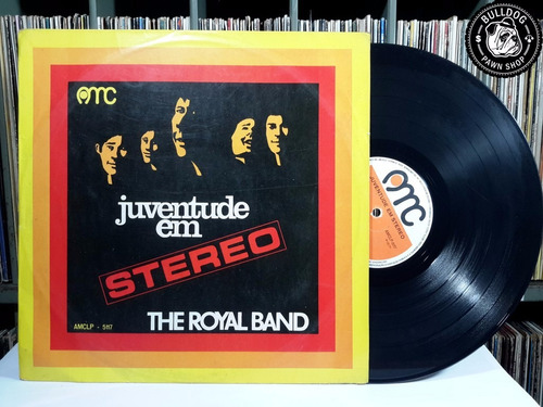 lp the royal band juventude - veja o video - dj