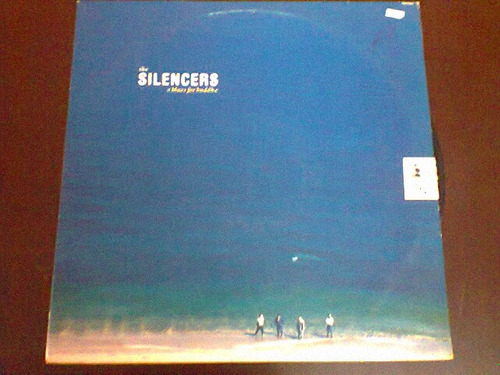 lp the silencers - a blues for buda