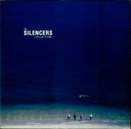 lp the silencers - a blues for buddha ad