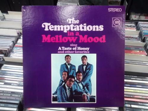 lp - the temptations - in a mellow mood - imp