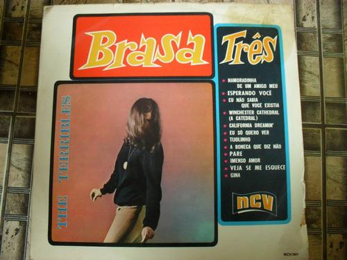 lp - the terribles  brasa tres
