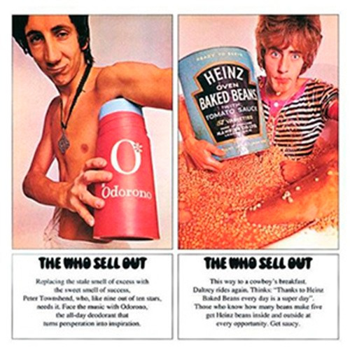 lp the who - sell out