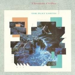lp - thomas dolby  - the flat earth