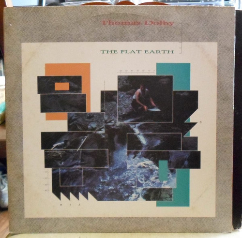 lp thomas dolby - the flat earth.