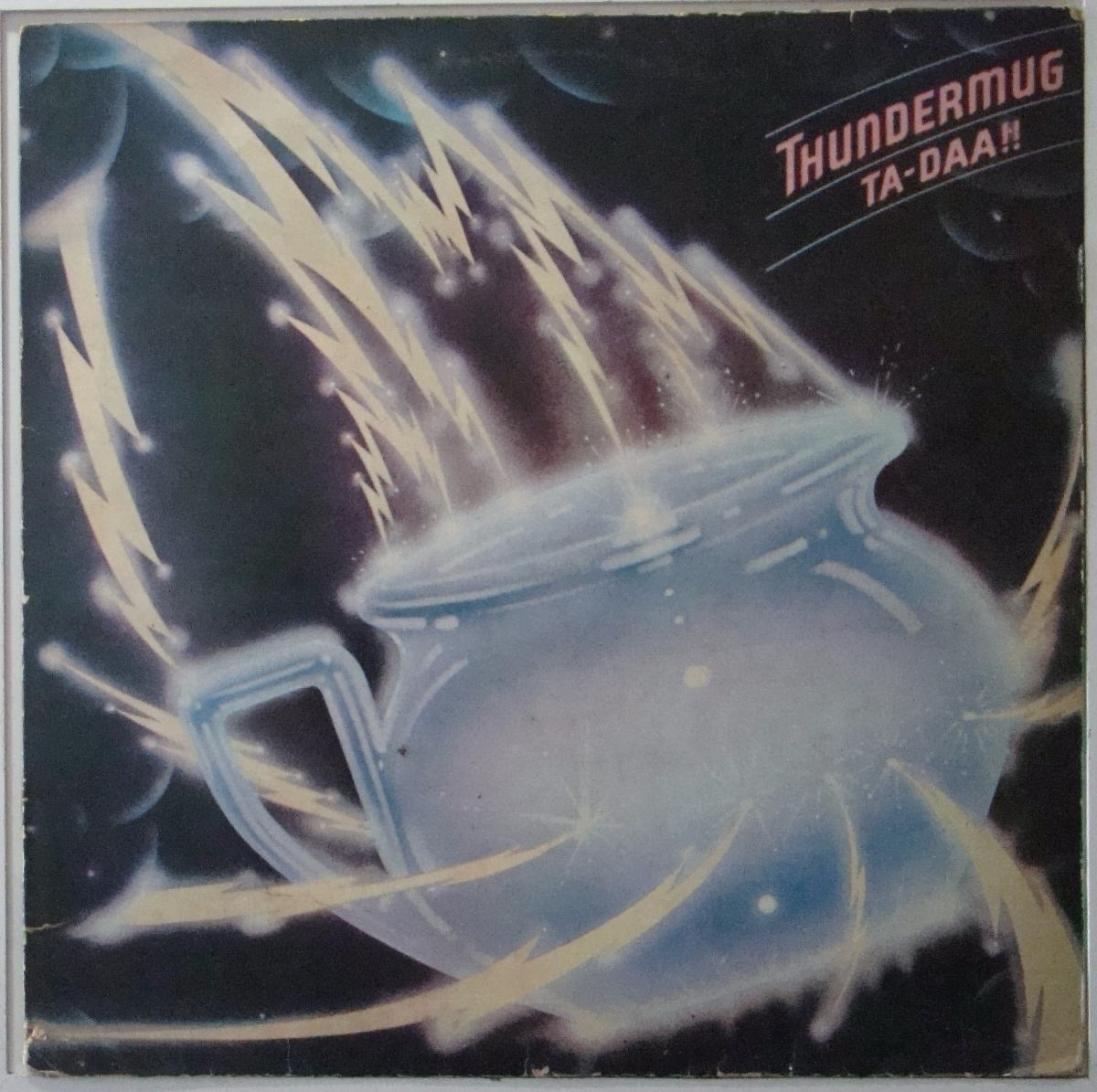 Lp Thundermug - Ta-daa - 1975 - Mercury