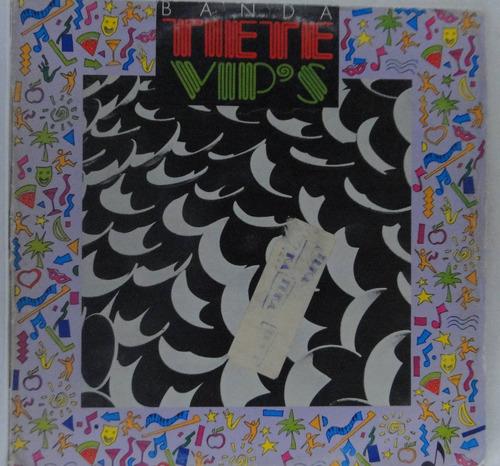 lp tiete  vip's- casa da música -  t032