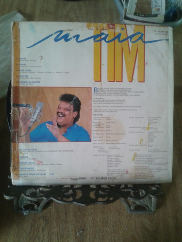 lp- tim maia- 1986