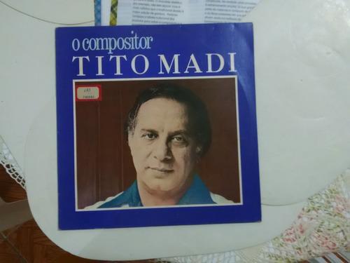 lp tito madi - o compositor