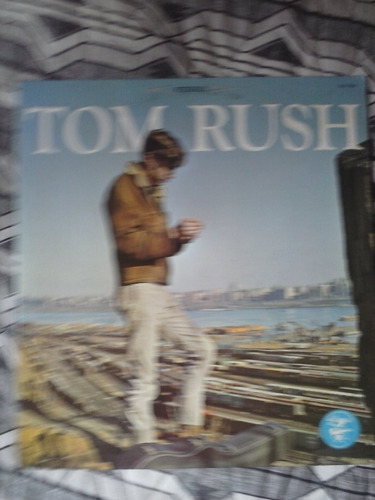 lp - tom rush - importado - raro