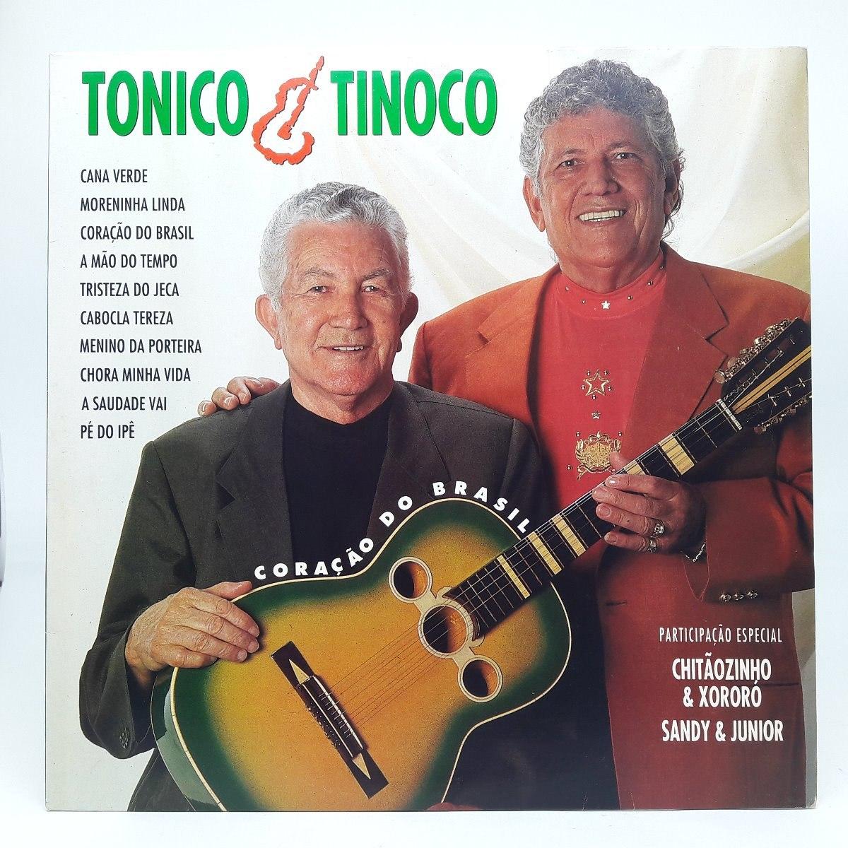 cd tonico e tinoco corao do brasil