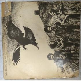 Lp Traffic When The Eagle Flies 1974