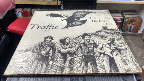 lp traffic when the eagles files e formato acetato,long play