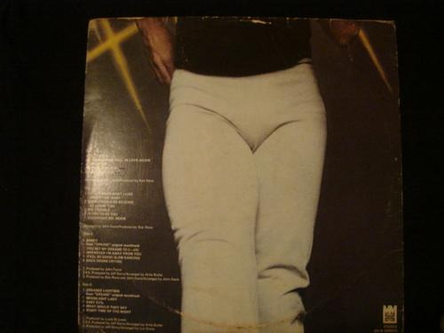 lp travolta fever duplo disco importado disco music dance