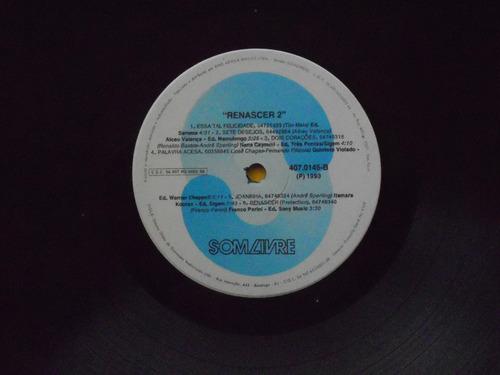 lp trilha son.nov. p/1993- renascer 2 - nacional