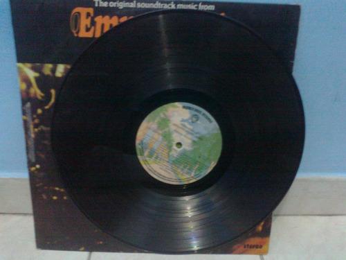 lp - trilha sonora - emmanuelle 1975