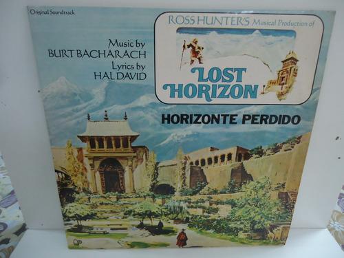 lp trilha sonora filme lost horizont selo bell 1973