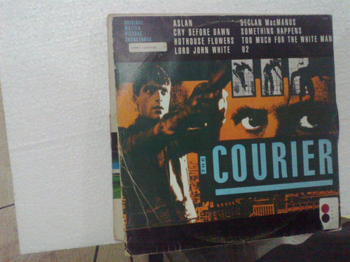lp - trilha sonora - filme the courier