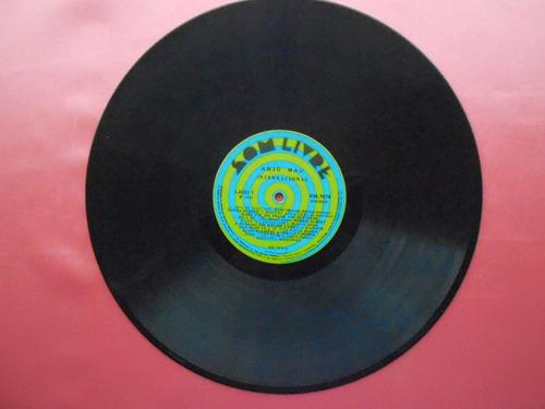 lp trilha sonora novela anjo mau p/1976-internacional