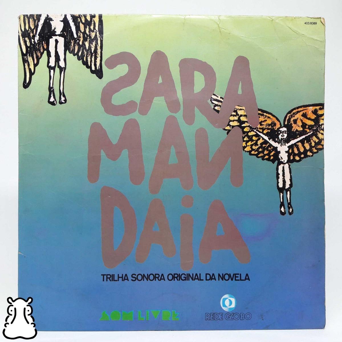 trilha sonora da novela saramandaia