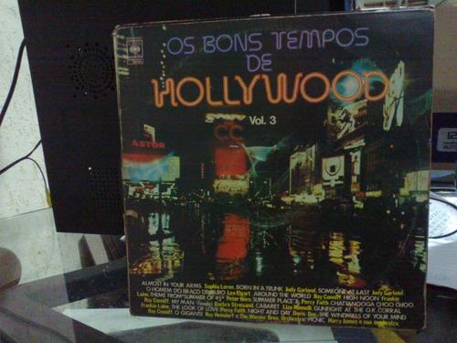 lp - trilha sonora - os bons tempos de hollywood