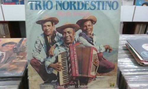 lp trio nordestino - dia de festejo