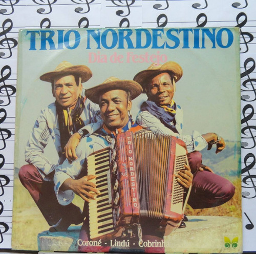 lp  trio nordestino dia de festejo sertanejo