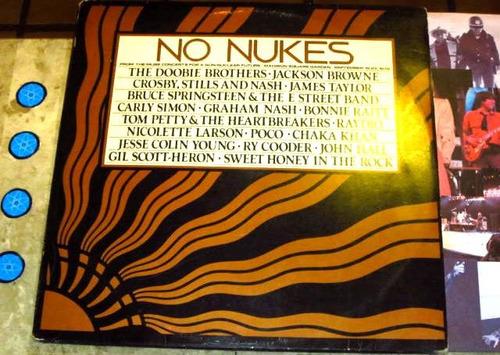 lp triplo no nukes (1979)gil scott heron tom petty ry cooder