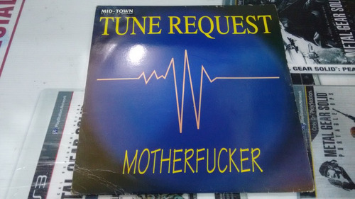 lp tune request motherfudser imp en acetato,long play