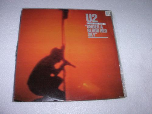 lp u2 - live under a blood red sky - 1989