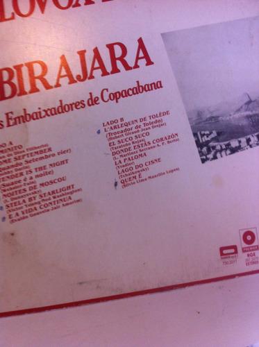 lp ubirajara solovox de ouro e os embaixadores de copacabana