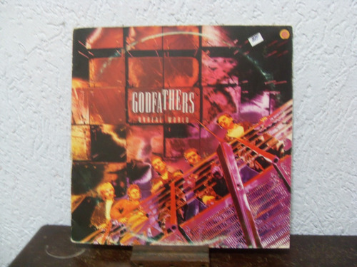 lp unreal word - the godfathers