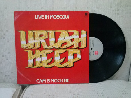 lp    uriah  heep         live in moscow