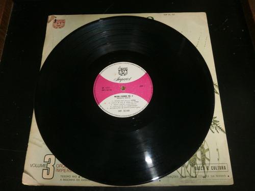 lp valsas eternas vol.3 - orquestra imperial, vinil de 1970
