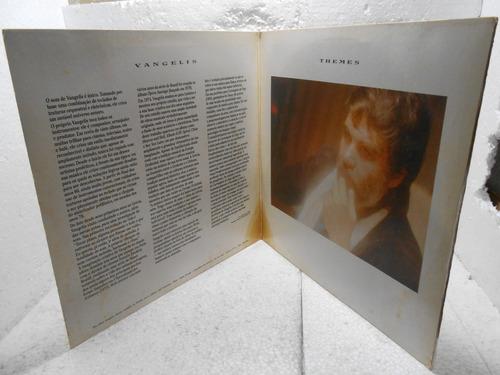 lp vangelis - themes - 1989