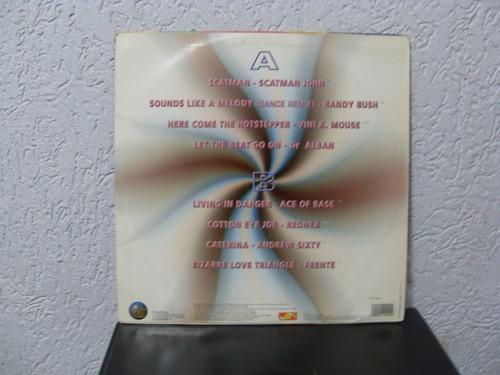 lp vários - hit remix