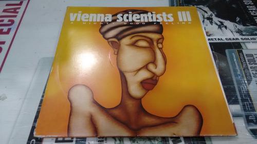 lp vienna scientists iii a mighty imp en acetato,long play